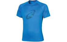 Asics Men's Graphic Tee 1 surf blue